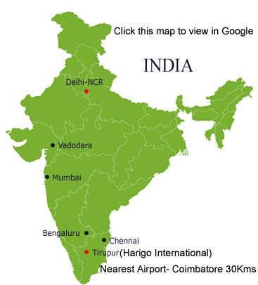 Harigo Map